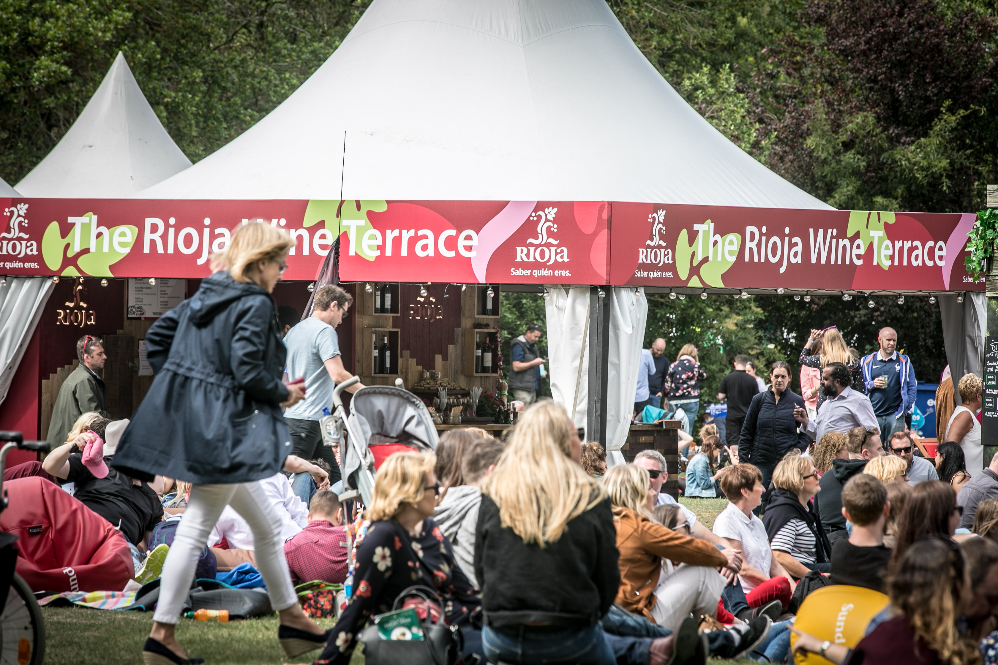 Rioja wines arouse the interest of more than 33,000 young people attending 'Taste of Dublin'
