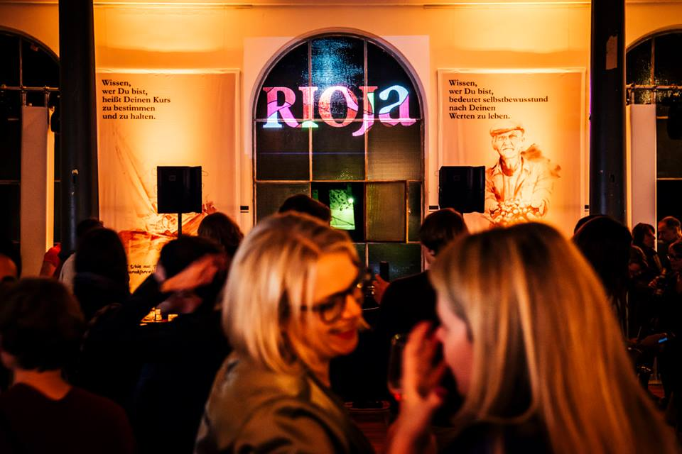 Rioja Wine Night in Berlin
