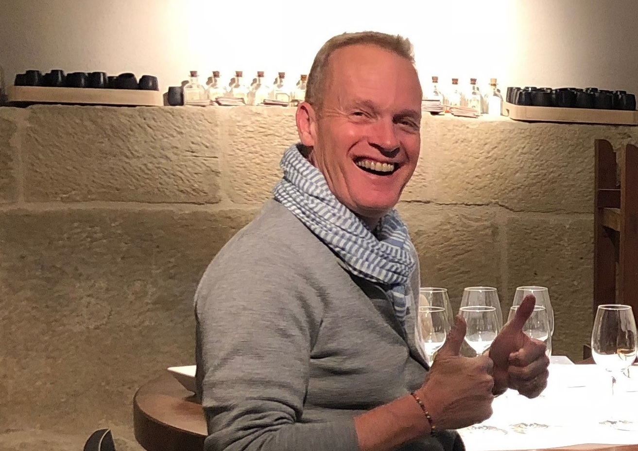 Tim Atkin declares himself 'in love with' Rioja after his two-week visit to the region