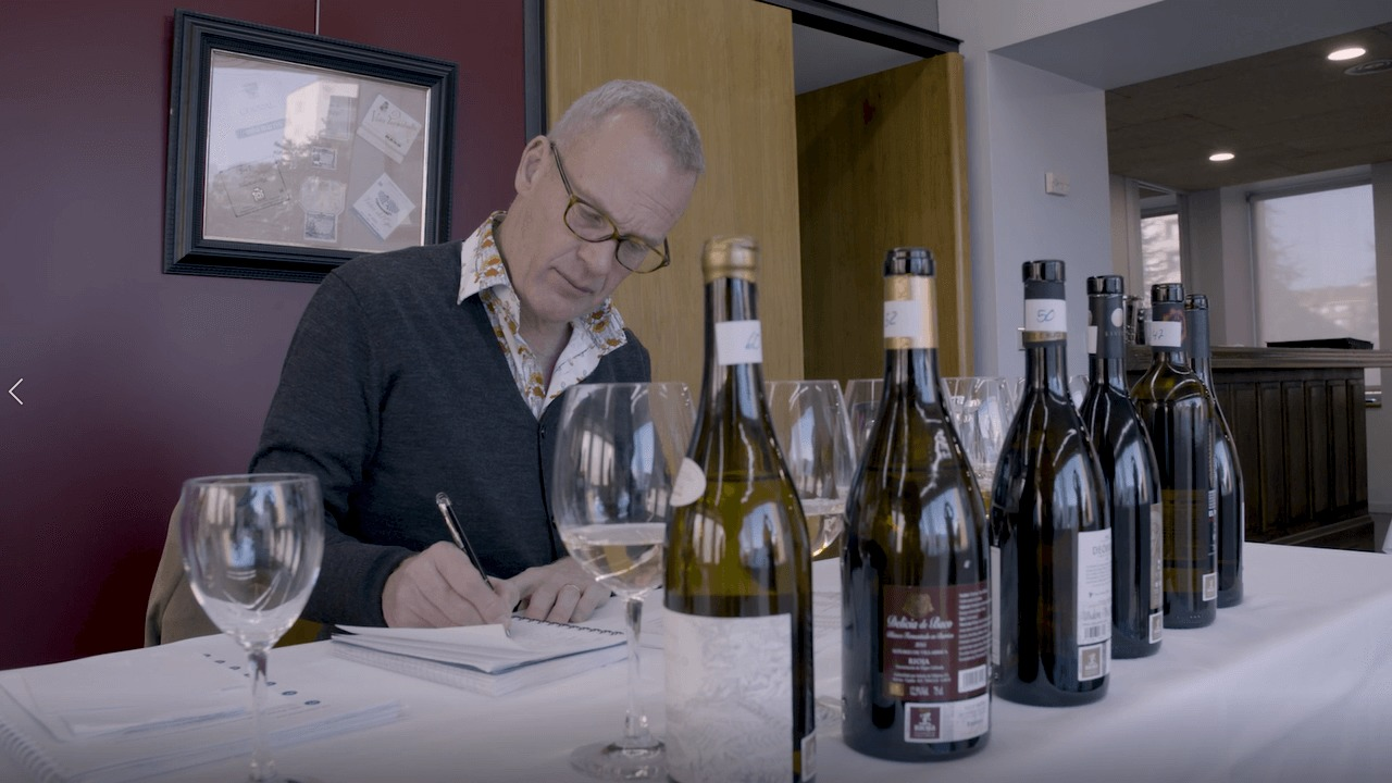 Tim Atkin, journalist and master of wine