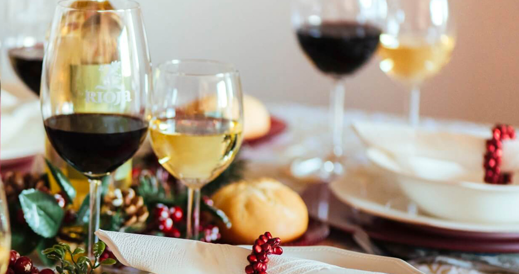 UK Christmas Rioja Wine Directory